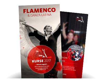 Flamenco Flavie Cardona - Flyer 2017