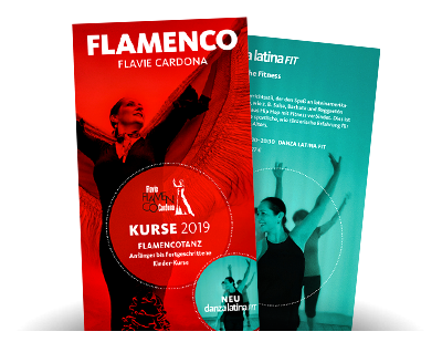 Flamenco Flavie Cardona - Flyer 2019