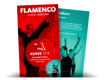 Flamenco Flavie Cardona - Flyer 2019/2